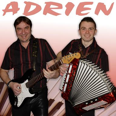 Adrien demo CD